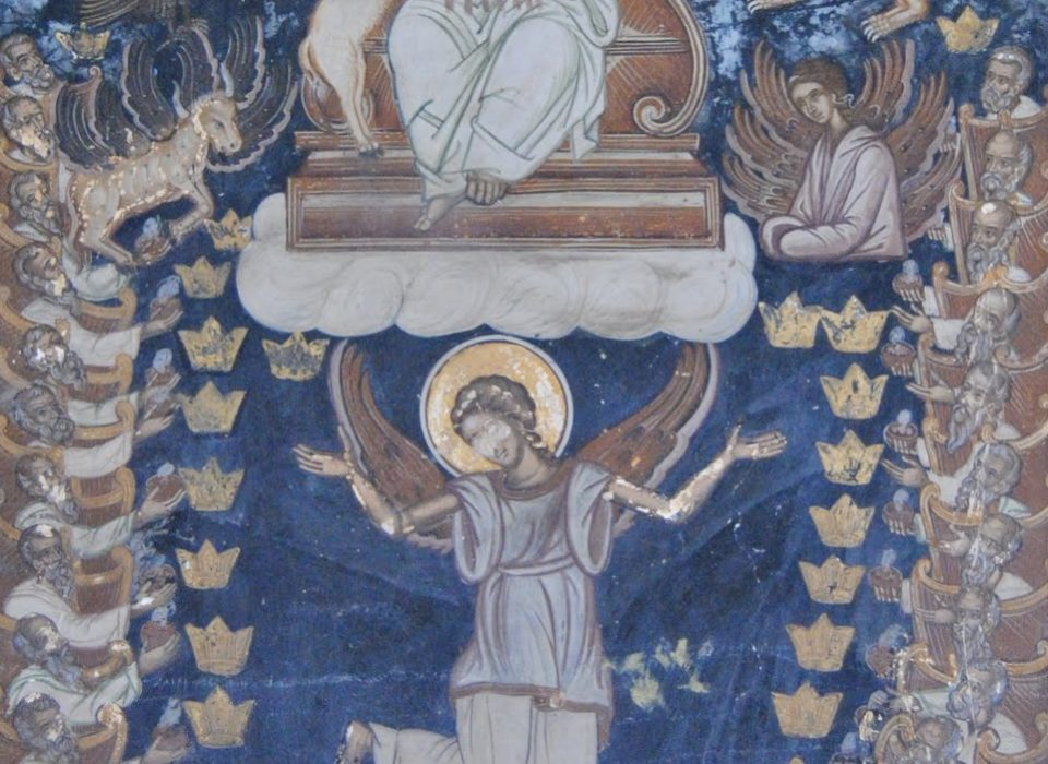Father Athanasios Mytilenaios on Ecclesiastical Music